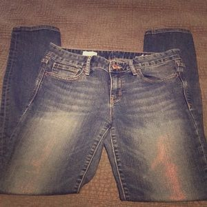 GAP Jeans Sz 29R, Medium wash